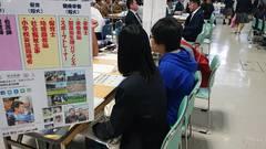 【名護本校】冬季進学相談会に参加!