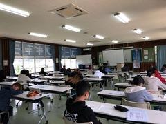 【名護本校】後期試験!2日目