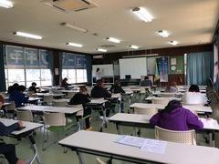 【名護本校】後期試験!