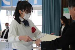 【名護本校】令和元年度  卒業式