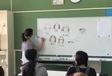 【名護本校】ヘアメイク授業~メイク~