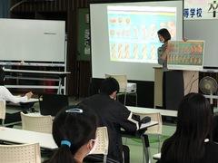 【名護本校】「いのちの授業」講演会