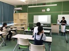 【名護本校】心理・コミュニケーション体験授業