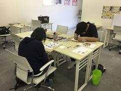 【宮崎】まんが・イラストコースオープンキャンパス!★宮崎学習センター★