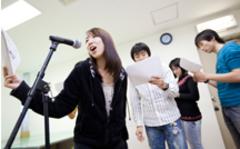 【宮崎】4月から声優・タレントコース開講します!