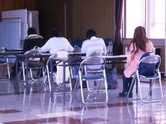 後期単位認定試験1日目