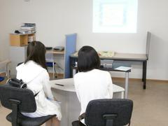 行きたい専門学校が既に決まっている中3生ー説明会に参加!