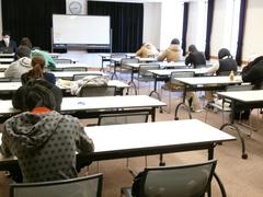 後期試験・・・2日目