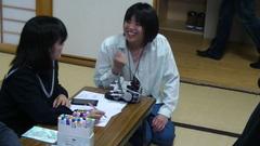 【室蘭】マンガ家(町田すみ先生)の先生に教えてもらいました。