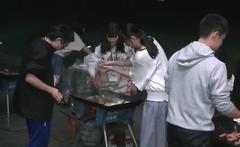 【室蘭】本校SCのBBQが一番の思い出!
