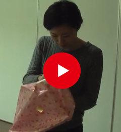 【室蘭】大きなチョコを新井先生も貰ってましたよ~
