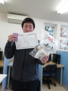 【室蘭】卒業、大学、受賞 ぜ~んぶおめでとう!!