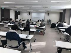 【室蘭】後期試験終了しました!!!