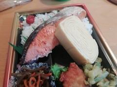 【室蘭】卵焼き弁当のニワトリ