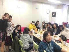 【名古屋第二】1年お疲れ様会を行いました(*^。^*)