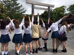 【名古屋第二】伊勢神宮に行ってきました(^_^)/