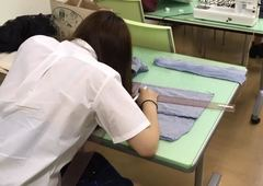 【名古屋第二】洋服を作りました!(*^。^*)