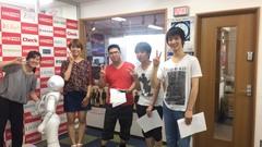【名古屋第二】生徒3人がラジオ番組に出演しました♡