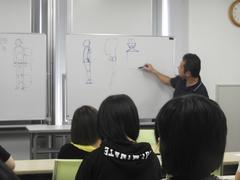 【名古屋第二】ジョブフェスタ~メイク・美容コースの体験風景~