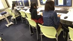 【名古屋第二】◆デジタルイラストの授業◆