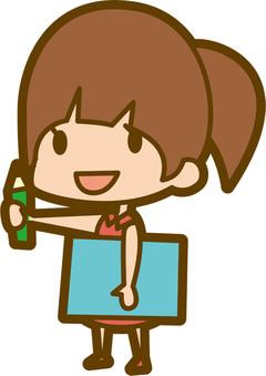 【名古屋第二】キャラクターデザイン&マンガ体験ฅ(^•ω•^)ฅ~マンガ・イラストコース~