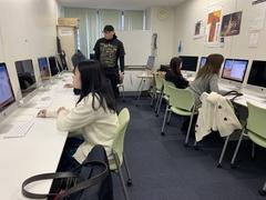 【名古屋第二】«ファッション»ちょこっと授業見学
