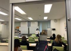 【名古屋第二】在校生向けオリエンテーションをしました