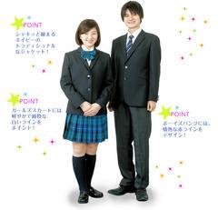 【名古屋第二】大人気!ヒューマンキャンパス高校の制服☆★