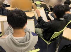 【名古屋第二】«マンガ・イラスト»ちょこっと授業見学