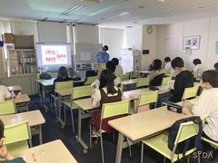 【名古屋第二】今日は、薬物乱用防止教室でした( ᐢ˙꒳˙ᐢ )✍