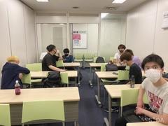 【名古屋第二】ゲームコースの授業前にお邪魔しました(*•ω•*)
