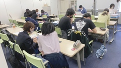 【名古屋第二】レポート提出の時間にお邪魔してきました|・`)チラッ