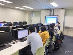 【名古屋第二】ゲーム・アニメ専攻のプログラミングの授業に...I˙꒳˙)