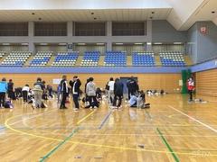 【名古屋第二】お隣の学習センターの体育SCにお邪魔してきました