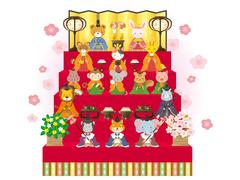 【名古屋第二】今日は楽しい ひな祭り~♪♪