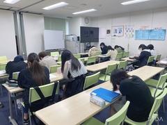 【名古屋第二】マンガ・イラスト専攻「制作」の授業にお邪魔✒