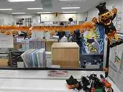 【名古屋第二】学校がハロウィン仕様に °˖✧˖°˖✧˖°