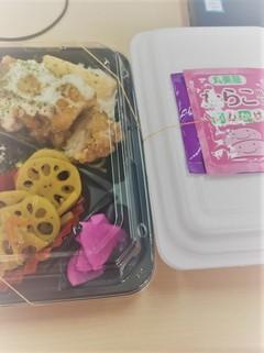 【名古屋】校舎の近くのお弁当屋さん