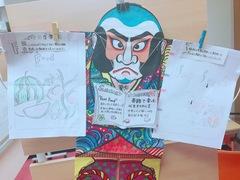 【名古屋】英語の授業で作りました