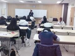 【名古屋】後期試験頑張っています!