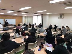【名古屋】心理コミュニケーション専攻の体験会を行いました