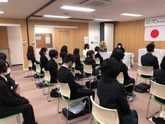 【名古屋】祝!入学式!