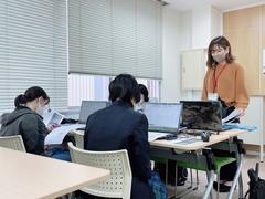 【名古屋】動画クリエイティブ専攻の授業が始まりました!