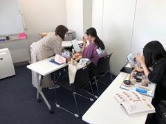 【那覇】メイクの授業~☆