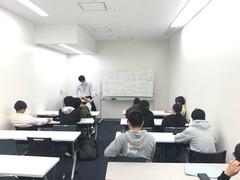 【那覇】後期試験対策の授業をしました。
