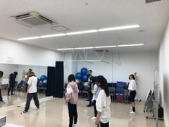 【那覇・沖縄】K-POP専門コース授業