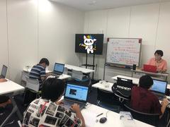【那覇】プログラミングの授業