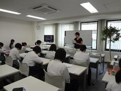新潟学習センターのオープンスクールの様子