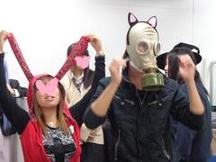 新潟学習センターのハロウィンパーティへщ(゚Д゚`щ)