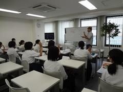 タレントコースの清野先生が・・・【新潟学習センター】